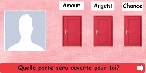Quel porte sera ouverte pour toi?