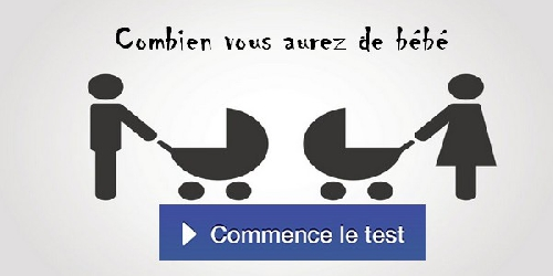 Combien vous aurez de bébé ?